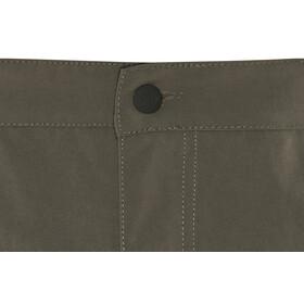 North Bend Trekk lange broek Heren grijs/zwart